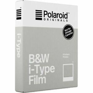 Polaroid B&W i-Type Film - Not for Vintage Cameras