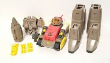 VINTAGE 1985 TRANSFORMERS LOT G1 OMEGA SUPREME TOYBOX JAPAN TANK - PARTS OR REPA