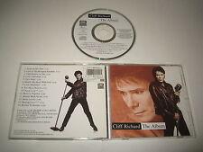 CLIFF RICHARD/THE ÁLBUM(EMI/0777 7 89114 2 5)CD ÁLBUM