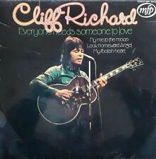 Cliff Richard-Everyone Needs Someone To Love Vinyl LP.1975 MFP 3023.