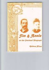 Austaliana - Jim & Annie on the Overland Telegraph by Colleen Hines