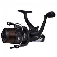 2 x Shakespeare 060 Beta   Freespool Carp Fishing Reel Bait, Switch