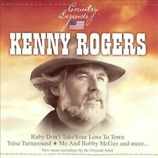 Country Legends [St. Clair] by Dolly Parton/Kenny Rogers (CD, Jun-2004, 2...New