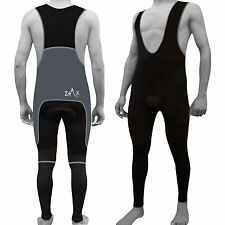 Men's Regular Size Windproof Cycling Tights & Trousers