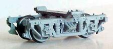 "HOn3 D&RGW narrow gauge Passenger Car Trucks 5'0""WB MRGS # 5002A 6pk"