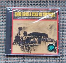 Once Upon A Time In The West - The Original Soundtrack Recording.  (New CD)