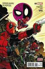 SPIDERMAN DEADPOOL 3 4th PRINT VARIANT NM  AMAZING MOVIE