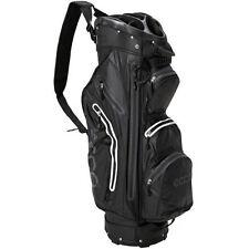ECCO Golf 2018 Watertight Cart Bag 14 Way Divider (black)