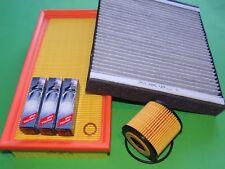 gr Inspektionspaket Filterset Skoda Fabia, Roomster 1.2 47kW/64PS MKB: AZQ, BME