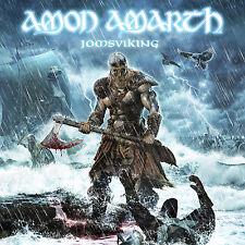Amon Amarth – Jomsviking Vinyl LP Heavy Metal Sticker or Magnet