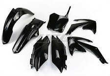 Kit plastiques Coques UFO Honda CRF450R 450 CRF 11-12 2011-2012  Noir