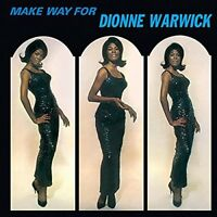 DIONNE WARWICK - MAKE WAY FOR DIONNE WARWICK   VINYL LP NEU
