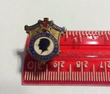 Vintage Catholic Order Of Foresters Juvenile Dept. Pin! Nice!