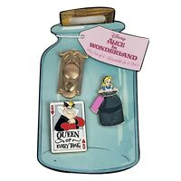 Disney  Alice in Wonderland 3 Pin Set
