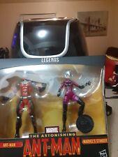 "Marvel Legends  ANT-MAN 2 Pack Toys""R""Us Exl. Avengers IronMan"