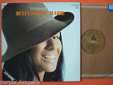 BUFFY SAINTE-MARIE - THE VERY BEST OF  2 LP  Vangurd / prisma 134 CRY 62 233/4