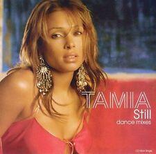 Tamia : Still: Dance Mixes CD