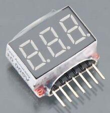 INTEGY Type II Digital Voltage Checker LiPo Battery INTC24102