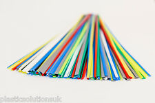 HDPE Plastic welding rods MIX  yellow grey, white, green, blue, red, black 40pcs