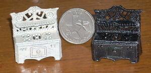"(1) Stove New Pour Antique Stone Mold #MP811 Mexico 1&1/2"" Dollhouse Miniature"