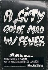 CD ALBUM DIGIPACK--SAYEM--A CITY GONE MAD W / FEVER--2011--NEUF