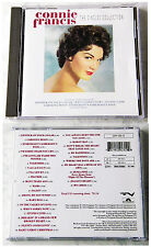 CONNIE FRANCIS Singles Collection/30 Hits .. CD TOP :