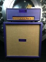 Olde 303 4x12 Speaker Cabinet Purple Tolex