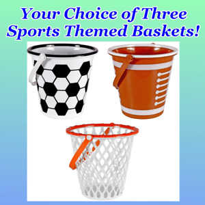 Gift Basket Game Football Sports  Basketball Soccer Fathers Day % Off 2+ 🏀 🏈 ⚽