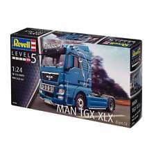 Revell 1:24 Scale MAN TGX XLX Cab Model Truck Kit - 07426