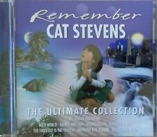 Cat Stevens - Remember. The Ultimate Collection . 1999 Aussie 24 Track CD