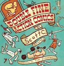 Double Fine Action Comics by Scott C (Volume 1)