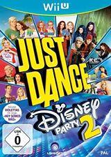 Just Dance - Disney Party 2 Nintendo Wii U WIIU NOUVEAU + emballage d'origine