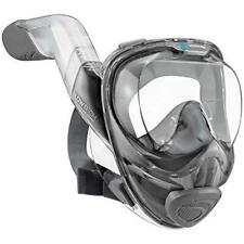 New listing WildHorn Outfitters Seaview 180° V2 Full Face Snorkel Mask - Large, Stealth