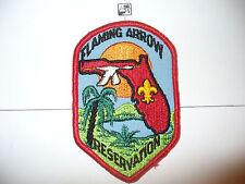 1978 Camp Flaming Arrow Res,Ibis,Gulf Ridge Council,pp,OA 85 Seminole,Florida,FL