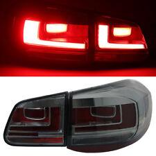 LED Lightbar Rückleuchten Facelift Optik für VW Tiguan 5N Bj. 07-11 Smoke