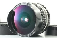 【EXC+!!】 Nikon Fisheye-Nikkor Ai-s 16mm f/ 2.8 Wide Angle Lens from Japan #0867