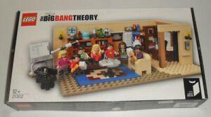 LEGO 21302 Ideas The Big Bang Theory. Rare & Retired set! BRAND NEW SEALED!