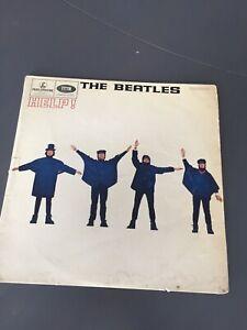 ORIGINAL BEATLES ALBUM: Help - 1965 Vinyl LP