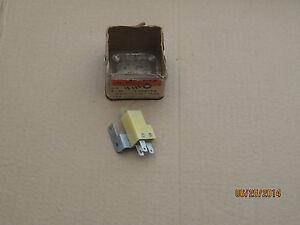 1966 Buick Special, Skylark stator control valve, NOS! GS 1993329 switch