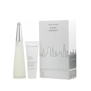 ISSEY MIYAKE L'EAU D'ISSEY EDT 100ML GIFT SET