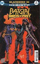 Batgirl And The Birds Of Prey #8 (NM)`17 Benson/ Benson/ Antonio