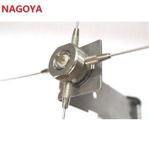 Nagoya RE 03 Antenna Bracket Ground Redical 10Mhz~1.3Ghz for PL259 & NMO Antenna