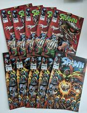 New listing Lot of 10 Spawn Comics Five (5) Aug 13 and Five (5) Sept 14 - McFarlane