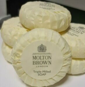 6x 25g Molton Brown Triple Milled Soap Set Best For Gift
