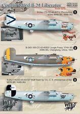 SCALA di stampa 1/72 CONSOLIDATED B-24 LIBERATOR [B-24H B-24J B-24D] # 72060
