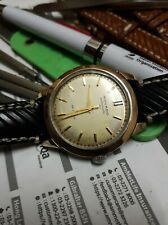 Vintage Movado Tempo-Matic 28j Gold Capped Automatic Watch - Swiss Made, 431A