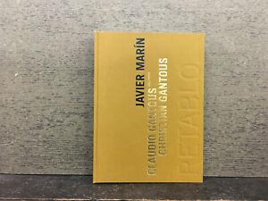 Javier Marin: Claudio & Christian Gantous Arquitectos - Achitecture book SIGNED!