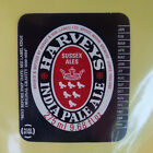 VINTAGE BRITISH BEER LABEL - HARVEY & SONS BREWERY, INDIA PALE ALE 275 ML