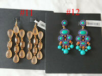 New Banana Republic Drop Earrings Fashion Women Party Jewelry 12Styles Chosen FS