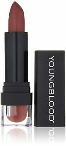 New Youngblood Lipstick Shade Vain Beautiful Plum Color Intimatte Cosmetics